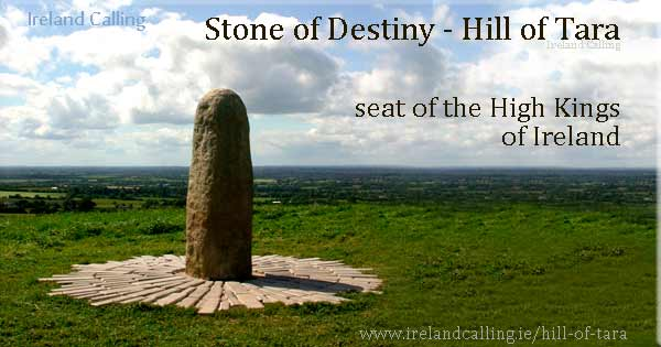 Tara Stone also known as the Stone of Destiny Copyright Verdasuno and licensed for reuse under this Creative Commons Licence 3.0