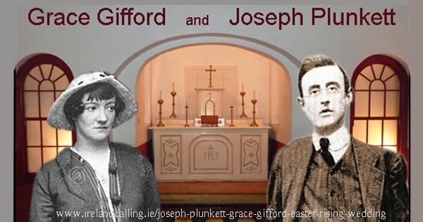 Plunkett and Gifford - Easter Rising Wedding