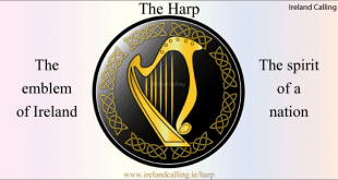 King Henry, Queen Elizabeth and how the harp became the emblem of Ireland