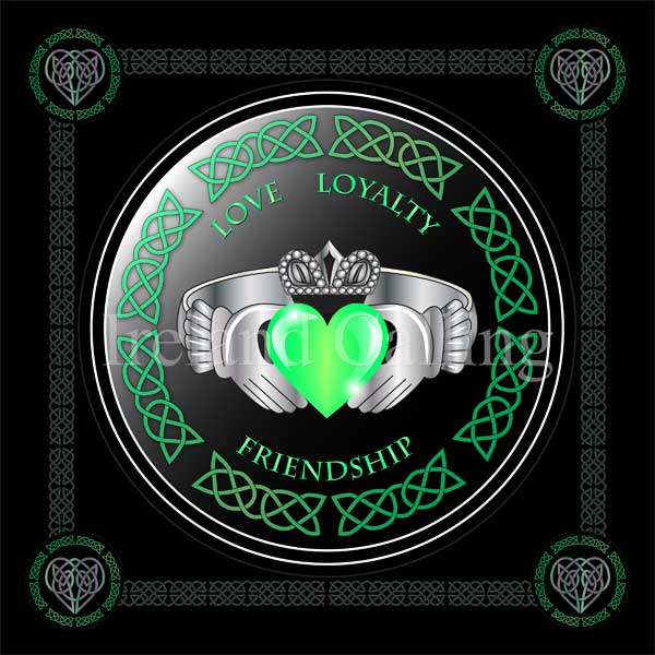 Image result for the most beautiful claddagh ring image