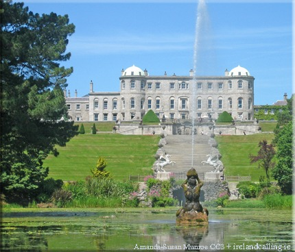 Powerscourt Estate. Photo copyright Amanda Susan Munroe CC3