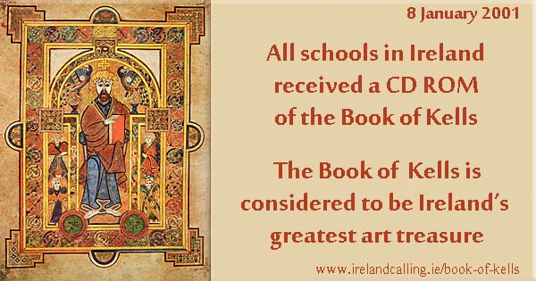 The book of kells on cd rom