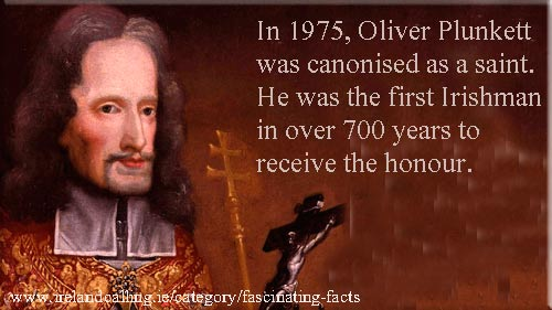 Did You Know… Oliver Plunkett