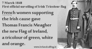 Thomas Meagher YOung Irelander