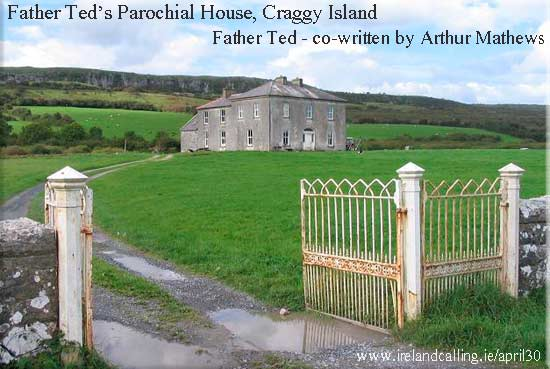 Father-Teds-Parochial-House_Craggy-Island_Peter-Craine_CC2
