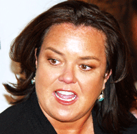 Rosie O'Donnell. Photo copyright David Shankbone CC3