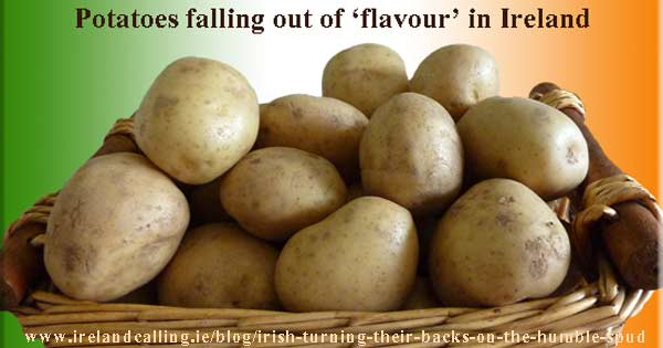 Irish potatoes Image copyright Ireland Calling