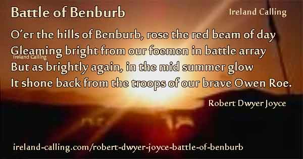 Battle-of-Benburb-Sunrise-Image-Ireland-Calling