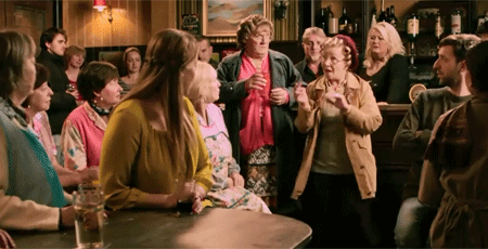 trailer for Mrs Brown's Boys D'Movie