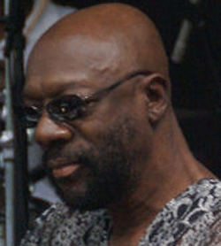 Isaac Hayes. Photo copyright William Henderson CC2