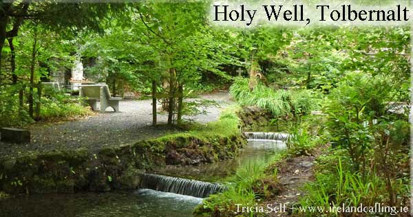 Holy Well Tolbernalt. Photo copyright Tricia Self