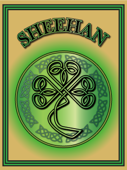 History of the Irish name Sheehan. Image copyright Ireland Calling