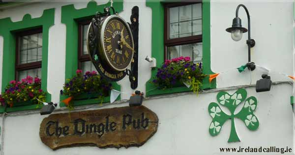The Dingle pub. Photo copyright Ireland Calling
