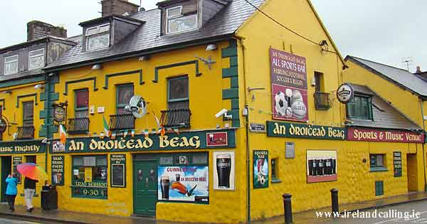 Local Irish pubs revealed as number one attraction of tourists