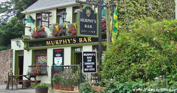 Murphy's Bar copyright Ireland Calling