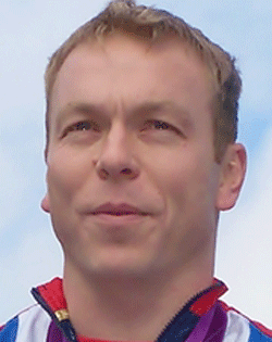 Sir Chris Hoy. Photo copyright Mark Harkin CC2