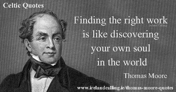 Thomas Moore (Irish writer) quotes