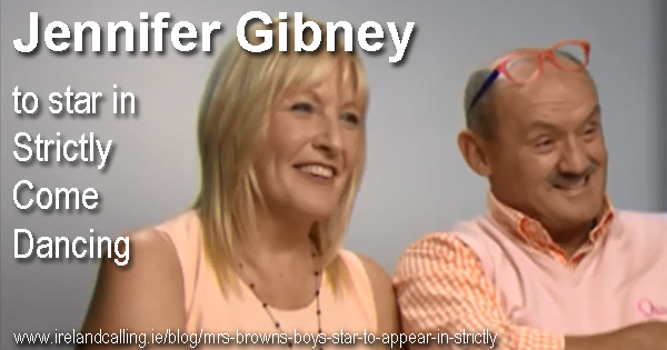 Jennifer Gibney to appear in Strictly Come Dancing