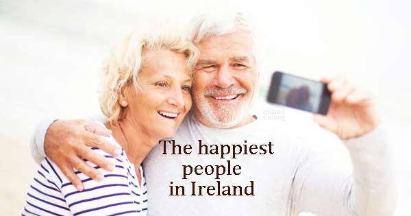 Retiring to the Irish country WILL make you happy