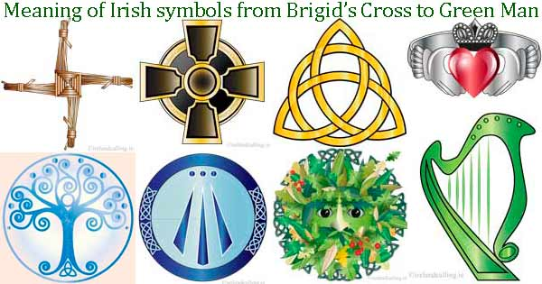 Celtic Symbols Quiz. Image copyright Ireland Calling