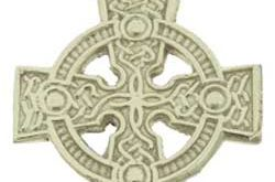 Celtic Cross from claddaghring.com