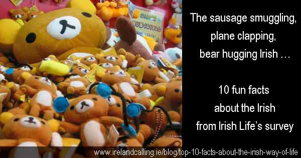 10 facts about the Irish - photo copyright Stewart Butterfield cc2