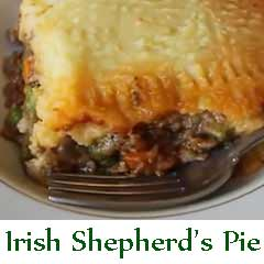 Irish Shepherds Pie recipe