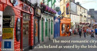 Galway named the most romantic city in Ireland