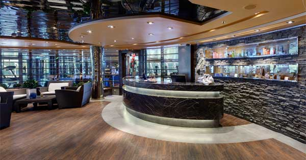 World's top cruise liner visits Dublin - take a look inside