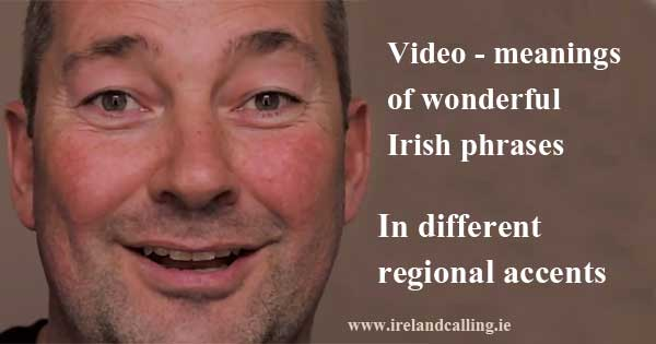 Regional accents across Ireland  - can you recognise them?