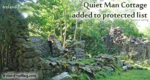 Quiet Man Cottage added to protected list