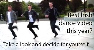 Best Irish dance video so far