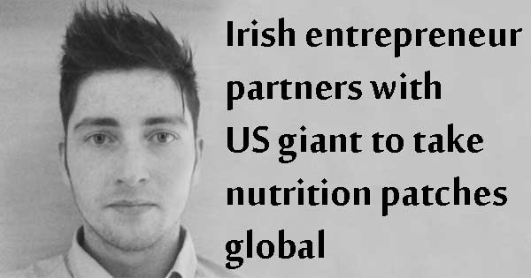 Irish entrepreneur partners with US giant to take nutrition product global