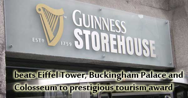 Guinness Storehouse. Photo copyright Magnus Manske CC2.5