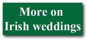 More on Irish weddings