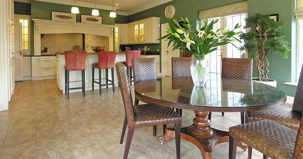Niall Quinn house for sale kitchen