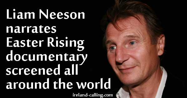 Liam Neeson will narrate Easter Rising documentary. Photo copyright Tiff 2008