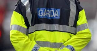 An armed robbery took place at a church service in Dublin