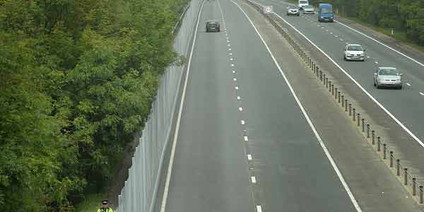 Irish man who died in motorway crash has been named by police