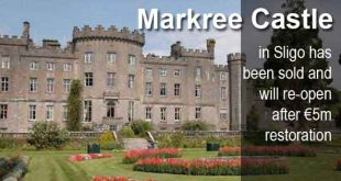 Markree Castle in Sligo has been sold and will re-open after €5m restoration