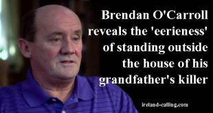 Brendan O'Carroll family in the Easter Rising. Image copyright Ireland Calling