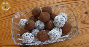 Recipe for Baileys Irish Cream Dark Chocolate Truffles