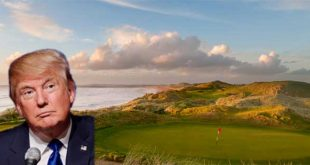Clare politician plays down fears of Iranian revenge attack on Trump's Irish golf course