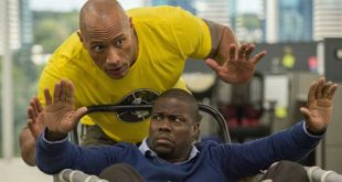 Central Intelligence movie - Dwayne Johnson and Kevin Hart