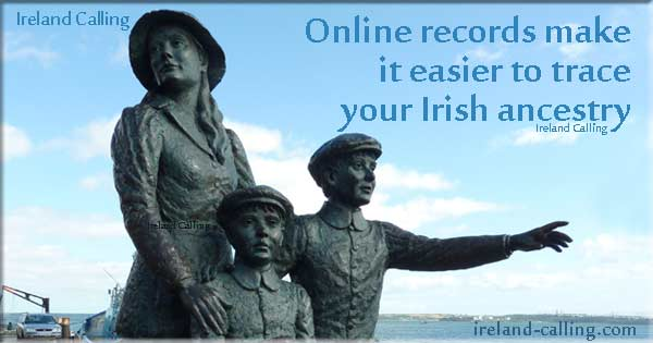 Thousands look up newly available records of their Irish ancestors