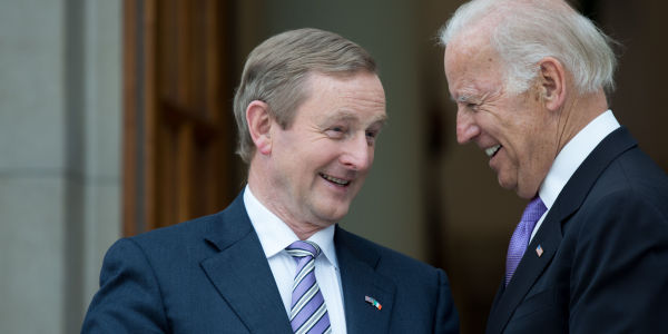 When Joe Biden met his long lost Irish family on trip to trace ancestry