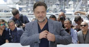 Five minutes with Russell Crowe