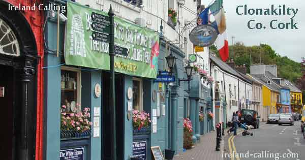 Clonakilty named best town in all of Ireland and the UK