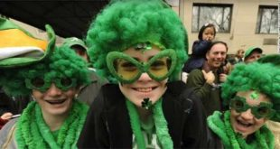 St Patrick's Day parade cancelled due to coronavirus outbreak