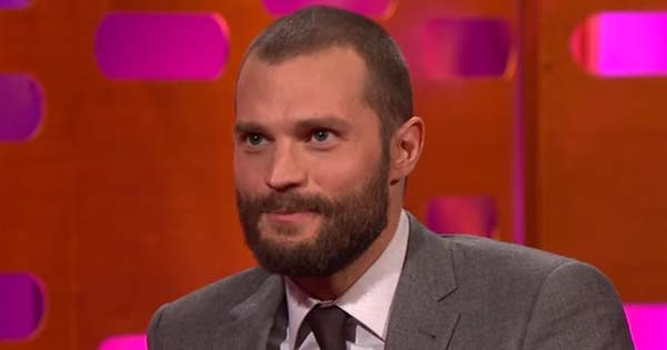 Jamie Dornan didn't realise he was depressed after his mum's death